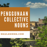Penggunaan Collective Nouns